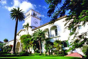 Santa Barbara Court House