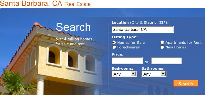 Santa Barbara CA Real Estate MLS