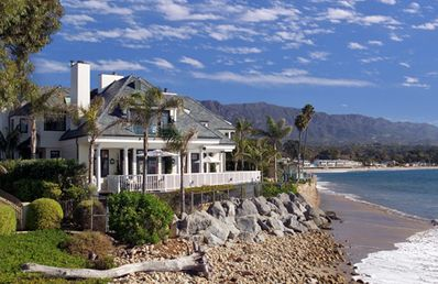 Montecito Beachfront Real Estate