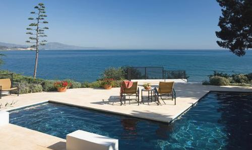 Montecito Oceanfront Real Estate