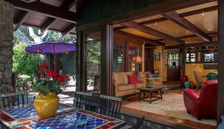 San Roque Craftsman Home