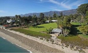 Fernald Point Lane, Ocean Front Montecito Real Estate