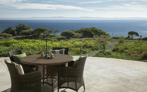 Luxury Hope Ranch Oceanfront Real Estate