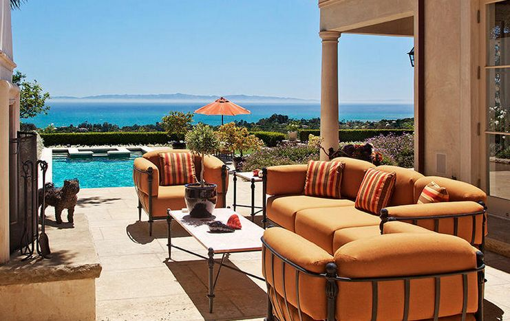 Luxury Montecito Real Estate