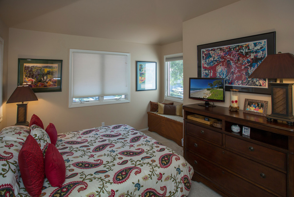 Cathedral Pointe Bedroom