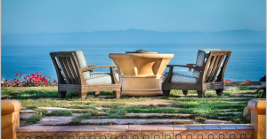 Santa Barbara Luxury Bluff Top