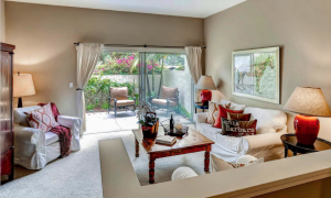 Nicely Remodeled Santa Barbara Highlands Unit