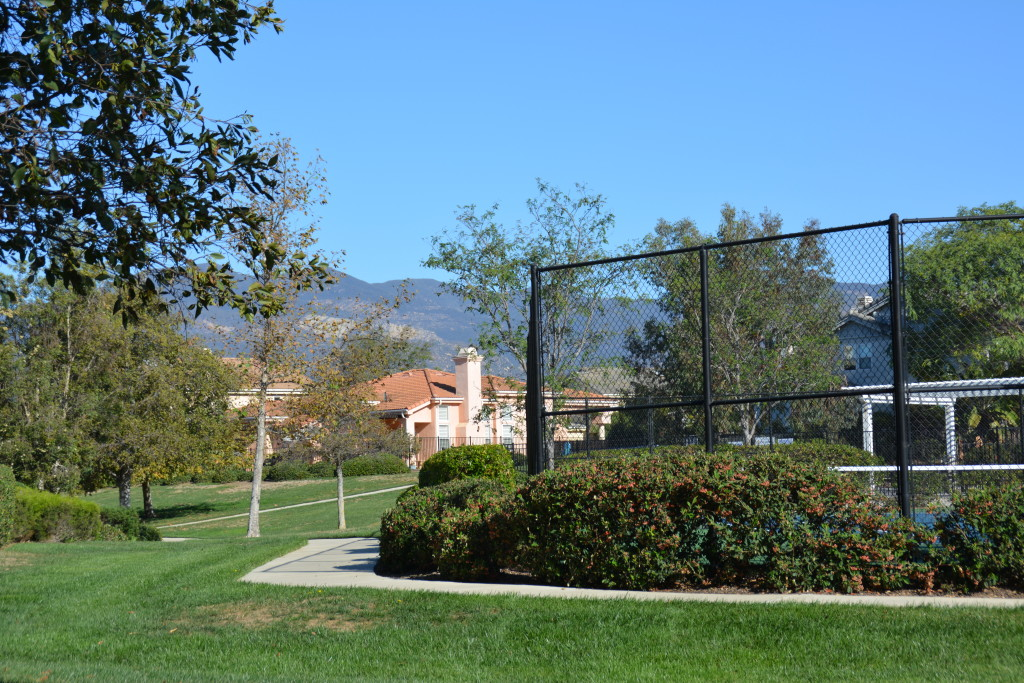 Winchester Commons Tennis and Open Space - Goleta CA